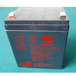 Akumulator CSB 12V 5Ah HR1221WF2