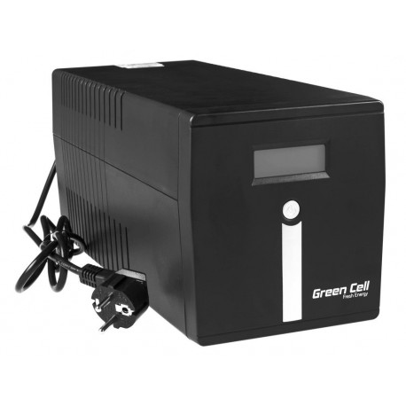 UPS Green Cell Micropower LCD 1000VA